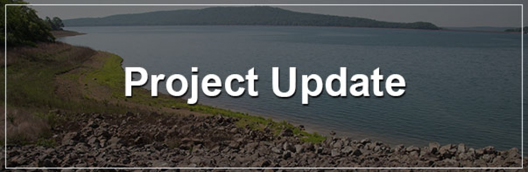 Round Valley Reservoir Progress Update: 10/12/17