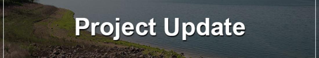 Round Valley Reservoir Progress Update: 10/12/17